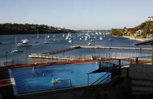 Bicton Baths - Quarantine Park