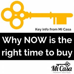Why now is the right time for buying